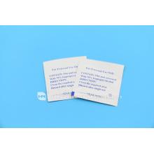 Hisopo medicinal no tejido de alcohol