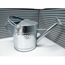 Galvanized Zinc Metal Watering Can 9L