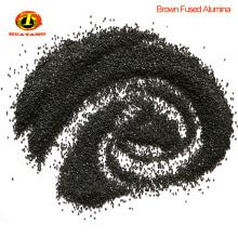 Sablage abrasif matériau bfa réfractaires oxyde d'aluminium