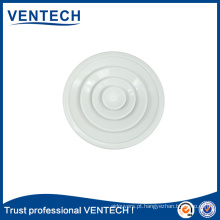 High ceiling round diffuser ,air vent round diffuser