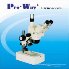 Microscópio estereo trinocular Zoom (ZTX-PW3E)