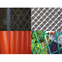 Electric Galvanized Expanded Plate Wire Mesh