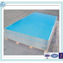 Ampliamente utilizado laminado en caliente de aluminio / cortina de pared de aluminio hoja 1100