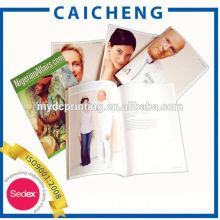 2016 Chine usine d'impression catalogue