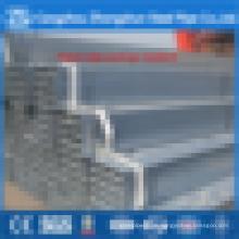 ASTM Standard verzinktes rechteckiges Stahlrohr