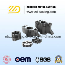 OEM Machining Die Casting for Pump Fitting