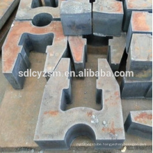 High quality manufacture MS plate cutting