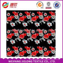 100 telas do poliéster 75 * 180D para o fundamento do bedsheet ajustado em estoques