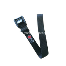 Wholesale 3.5m Polyester Adjustable Lock Rubber Tie Down Straps