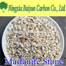 1-2mm maifanite stone grain for water treatment plant
