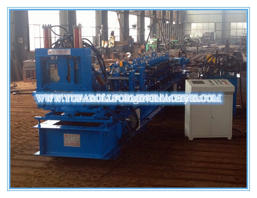 C&Z shape roll forming machine