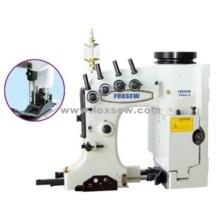 Máquina de coser de cierre de cuatro hilos de cuatro agujas