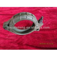DN125 concrete pump clamp