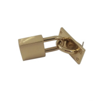China Manufacturer Cheap Custom Metal Bag Lock for Handbag (JK0001)