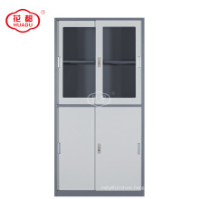Good price school office storage cabinet with doors