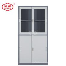 Хорошая цена школьный офис шкаф для хранения с дверями