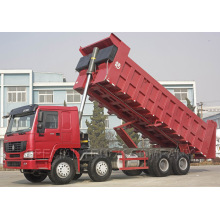Camión volquete 8X4 Zz3317n3667