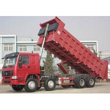 Самосвал 8х4 грузовик Zz3317n3667