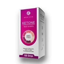 Tiras reactivas de cetonas en orina MDK para bajar de peso