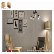 fireproof chinese adhesive wall paper for home and office decor
