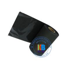 tshirt máquina de impressão Têxtil Wash Care Etiqueta de transferência de calor Fita de Transferência Térmica Preta