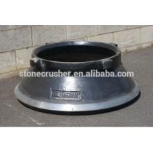 Extec X44 Bowl Liner concave