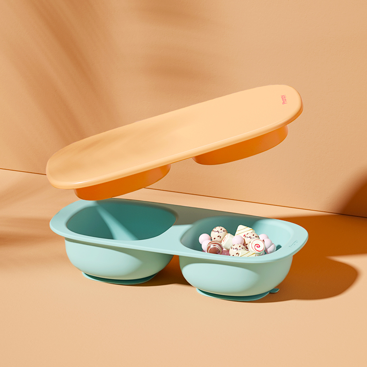 Silicone Bowl Baby