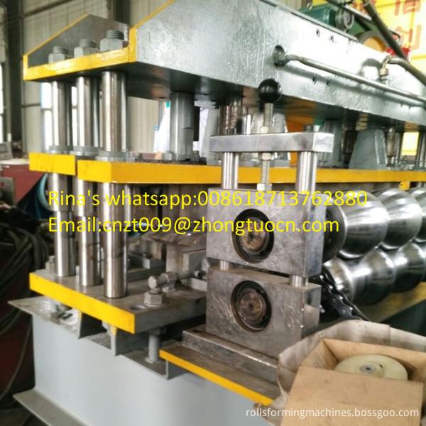 steel sheet roof sheet roll forming machine line 13