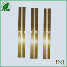 best price with best quality electrical materials silver onlaid composite strip