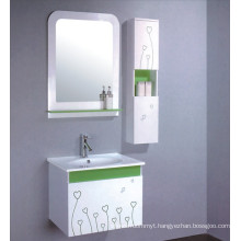 60cm PVC Bathroom Cabinet Furniture (B-534)