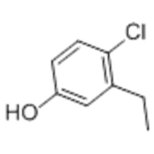 4-Chloro-3-ethylphenol CAS 14143-32-9