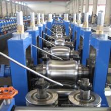 Tubulação de aço rolamento formando China fabricante de máquina de solda