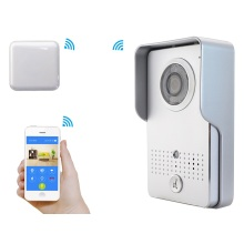 Sonnette wifi intelligente HD 720p