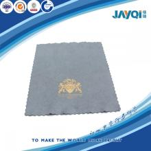 Customized Logo Microfibra Lens Wiping Cloth