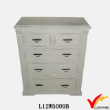 france antique shabby chic solid white wood chests