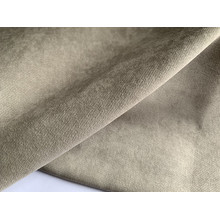2019 New Non-Bright Velvet Windows Curtain Fabric