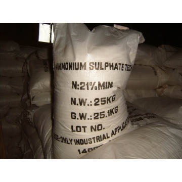 New Product Ammonium Sulphate for Agiculture Fertilizer