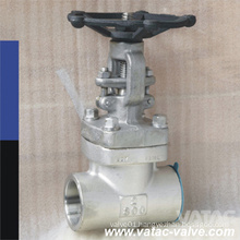 F304/316/304L/316L Forged Steel Gate Valve