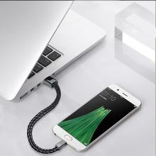 Fashion portable USB phone leather charger bracelet