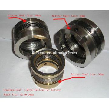 welded metal bellow seal HF680