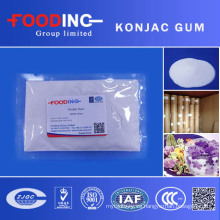 GMP Estándar Mejor Calidad Konjac Gum