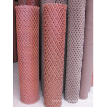 PVC Coated Expaned Wire Mesh in Good Quality