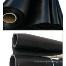 Feuille en caoutchouc EPDM de résistance au vieillissement / petit pain / tapis