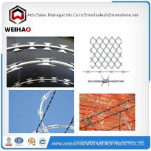 Belize salable marketing big quantity different size razor barbed wire razor wire