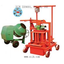 Zcjk Qm40A Kleine Größe Mobile Block Maschine