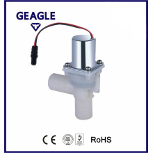 6V plastic electronic water solenoid valve F09A