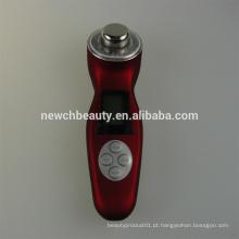 UB-006 Máquina de Cuidados de Beleza Ultra-sônica de Fotônica Iônica equipamento de beleza de ellições