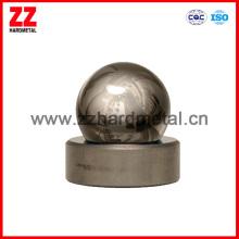 Yg 6 esferas de metal duro e polido