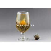 Chinese Flower Tea Ball Artistic Blossom Flower Tea