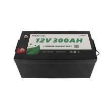 Polinovel Lifepo4 Rv For Solar Camper 12 Volt System Storage Trolling Motor Kayak Electric Marine Lithium Ion Battery 12v 300ah